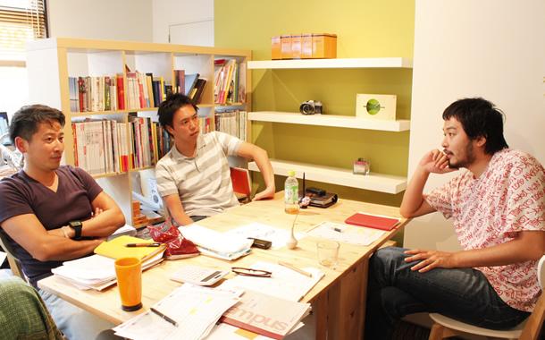 ヨガフェスタ2010 ノベルティ会議 画像1