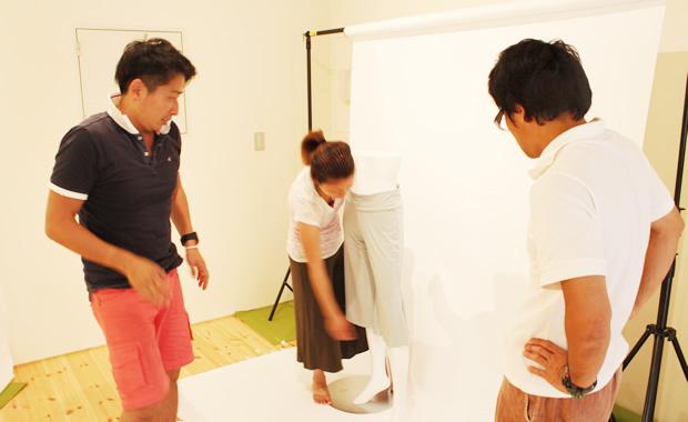 東京ヨガウェア2.0 新作商品の撮影 画像1